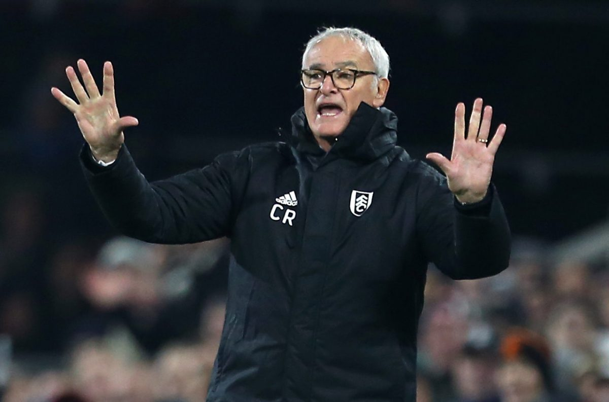 Ranieri Demands More From Cottagers