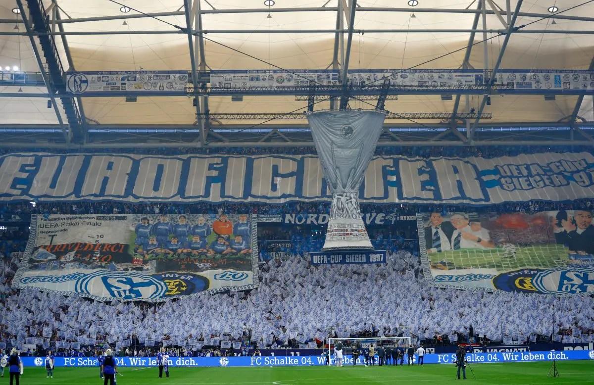 Rudy Settled At Schalke