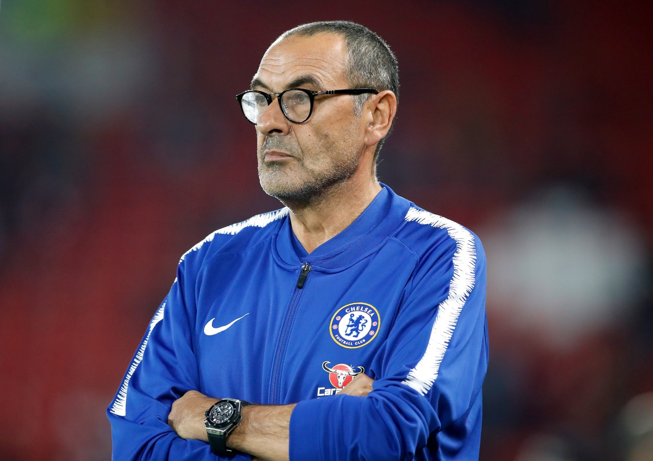 Sarri Knows He Has To Win At Chelsea