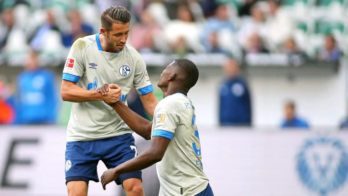 Schalke Hit By Double Injury Blow