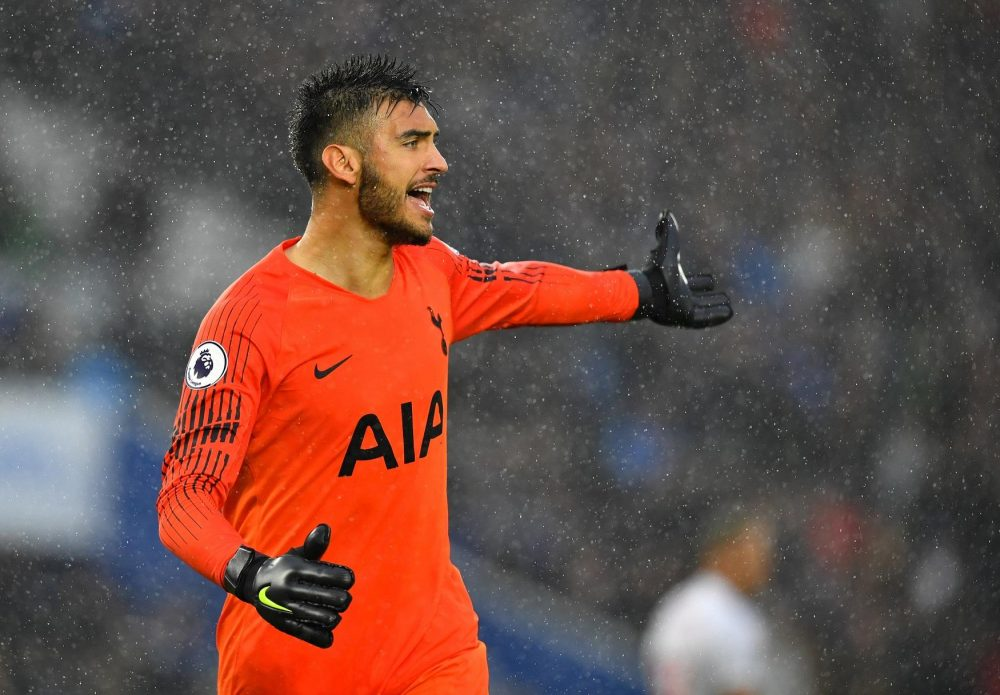Spurs Star Thought Call-Up Was A Joke