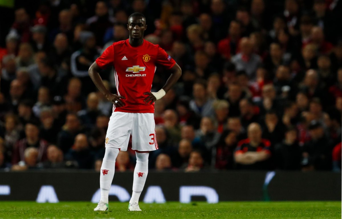 United Defender A Wanted Man