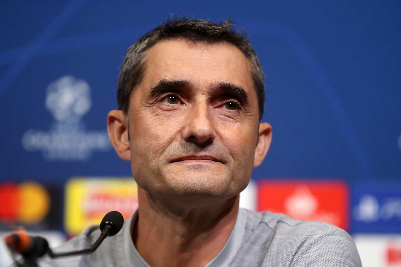 Valverde Relieved As Barca Win Group