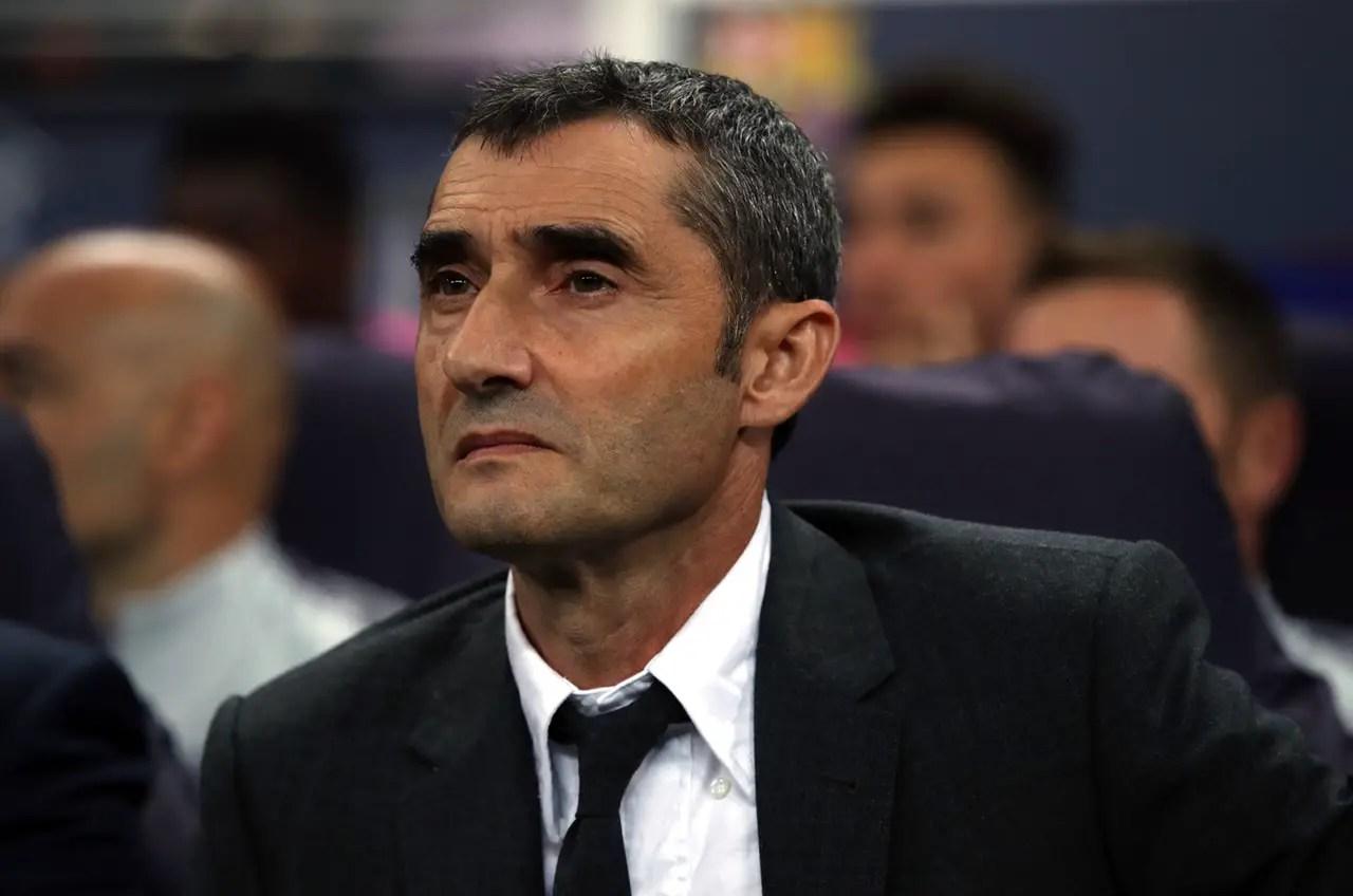 Valverde Struggling With Injuries