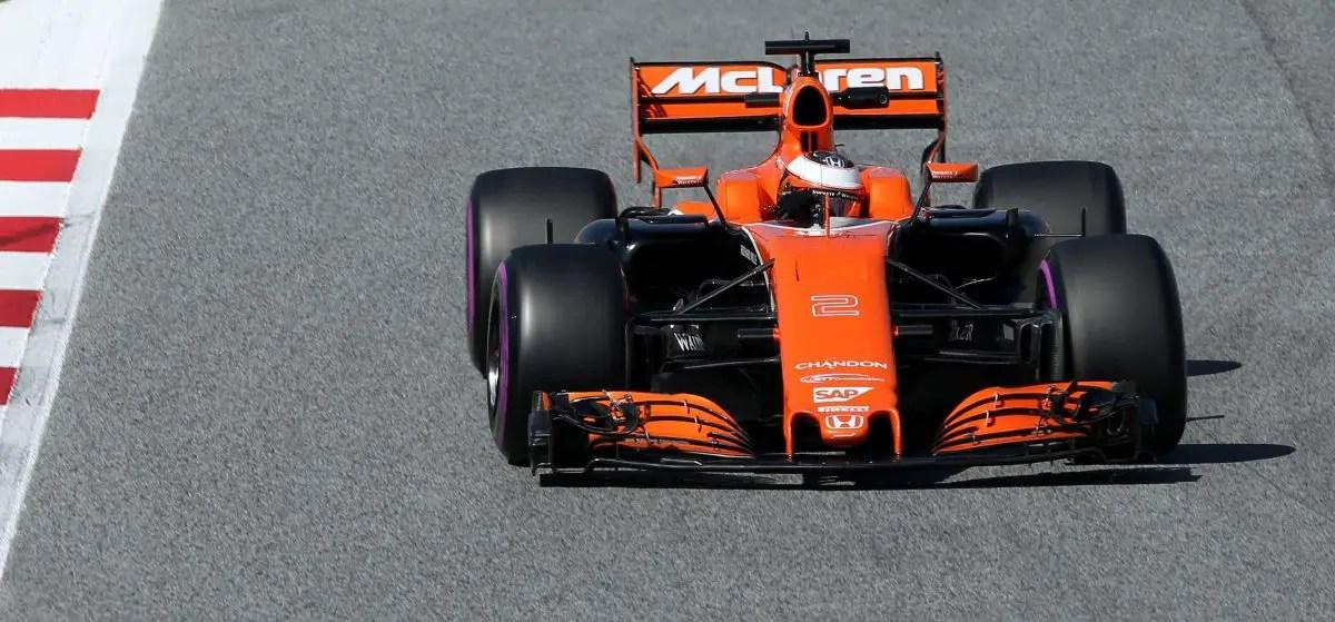 Vandoorne Admits F1 Shortcomings