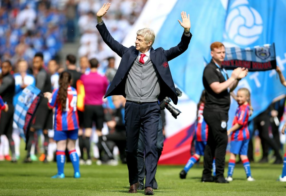 Wenger – No Real Approach