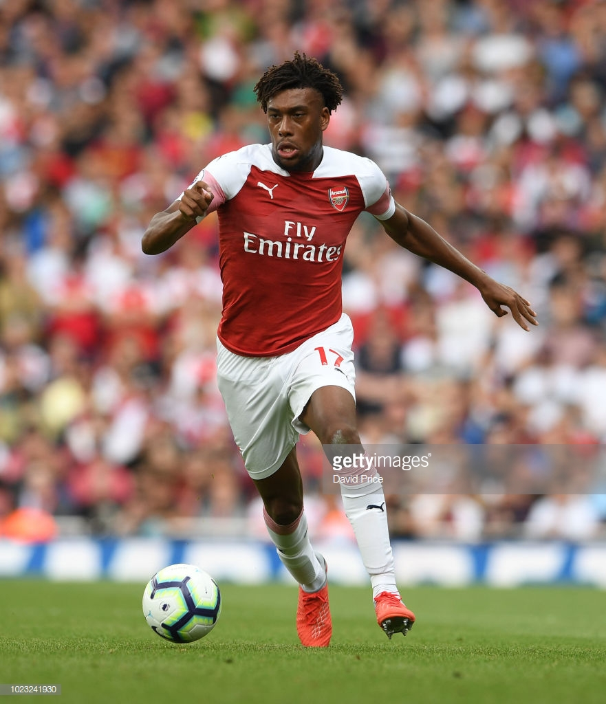 Iwobi Earns Emery Praise In Arsenal's Defeat To Liverpool