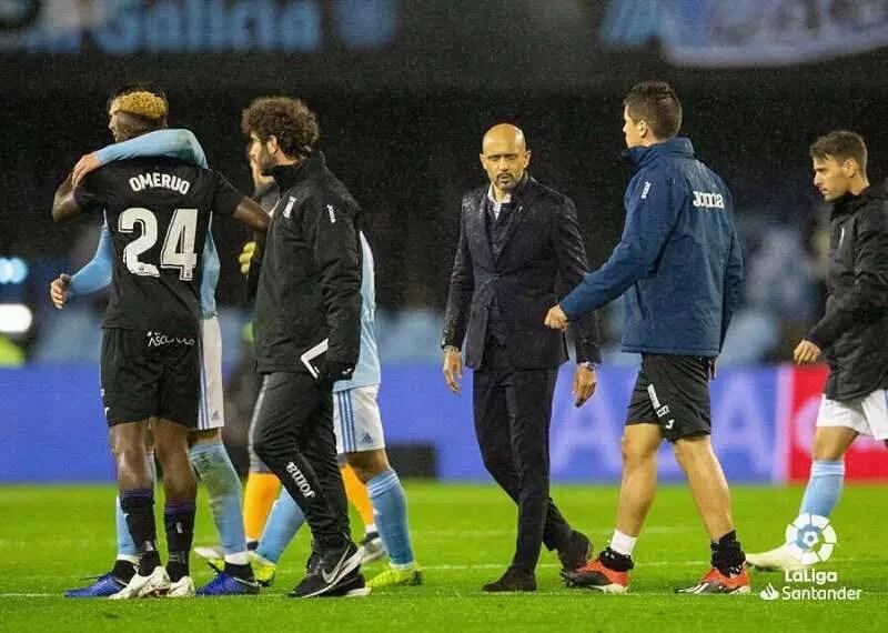 Omeruo Revels In Leganes Away Draw Vs Celta Vigo