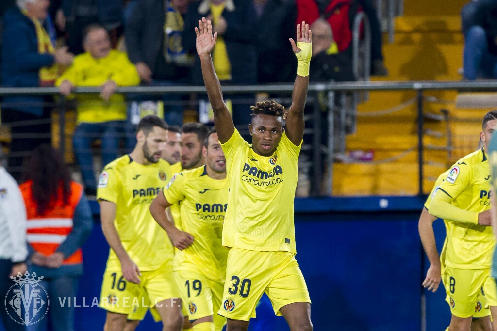 Atletico Madrid Keen To  Sign Chukwueze From Villareal