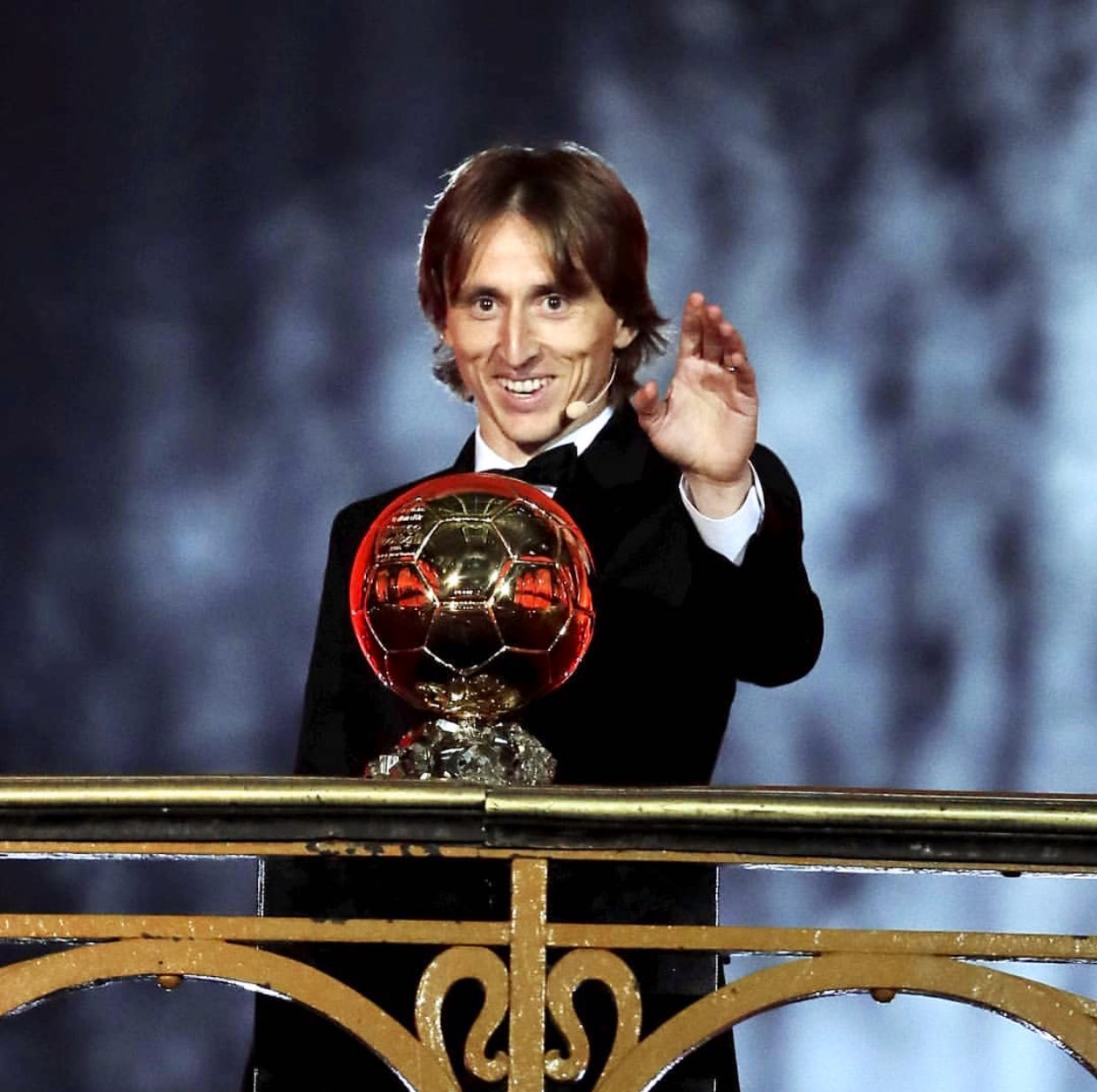 Modric Savours 'Unique Feeling' Of Ballon d'Or Win