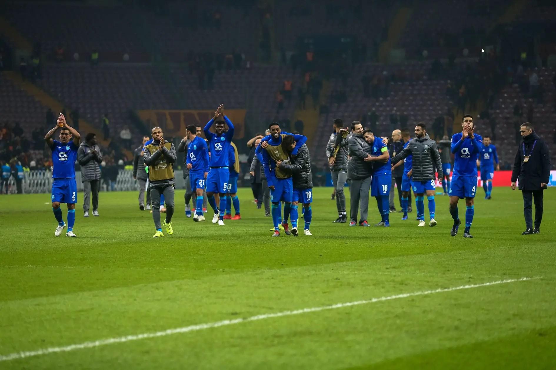 UCL: Onyekuru, Awaziem Subbed On As Galatasaray Lose 3-2 To Porto