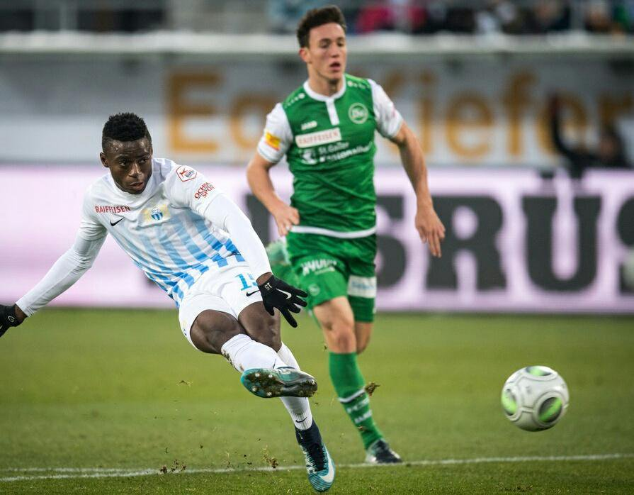 Odey: FC Zurich Will Impress Even Against Chelsea, Arsenal In Europa League