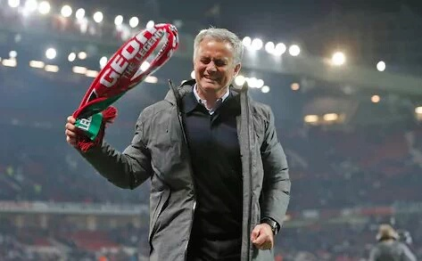 Mourinho: I'm Immensely Proud To Wear The Badge Of Man United