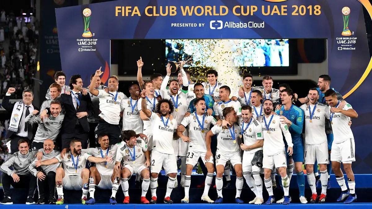 Solari Hails Zidane Factor In Real Madrid Club World Cup Win