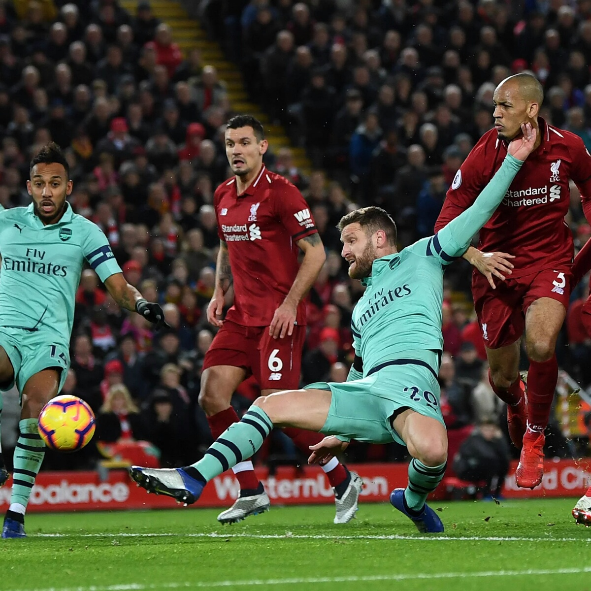 EPL:  Iwobi Stars,  Grabs Assist In Arsenal Defeat To Liverpool