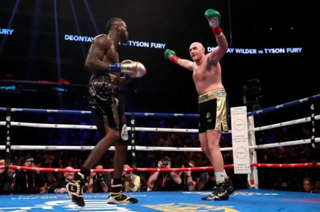 WBC Sanctions Wilder, Fury Heavyweight  Rematch