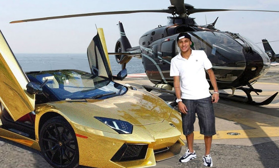 Neymar: How My Poor Parents' Lack Of Money To Buy Cookies Fired Me Up To Become Rich Footballer