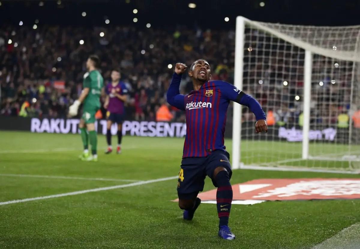 Barcelona Trio Back In Training