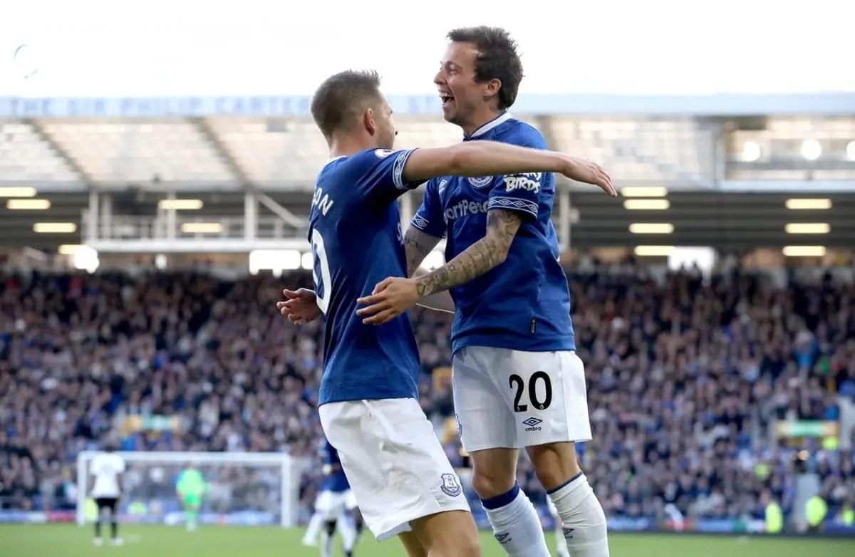 Bernard Sure Of Everton Focus