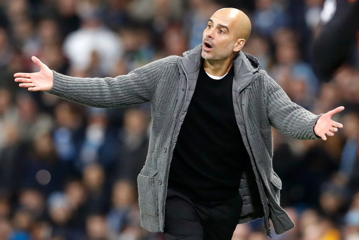 City Players Need To Be Versatile – Guardiola