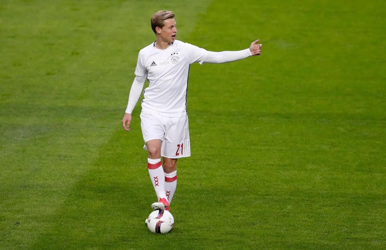Dutch Ace Dismisses PSG Rumours