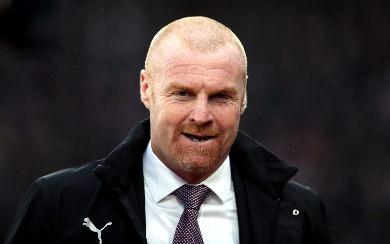 Dyche Looking For Clarets To Play With 'Freedom'