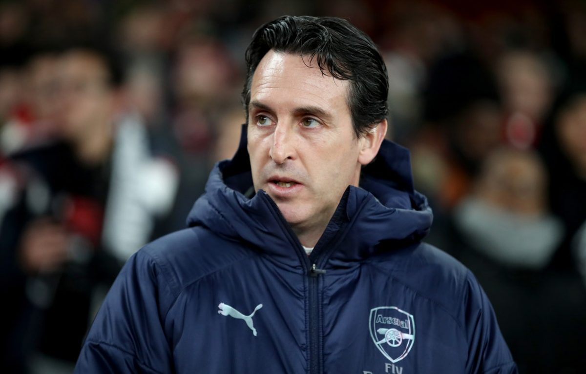 Emery Plays Down January Signings