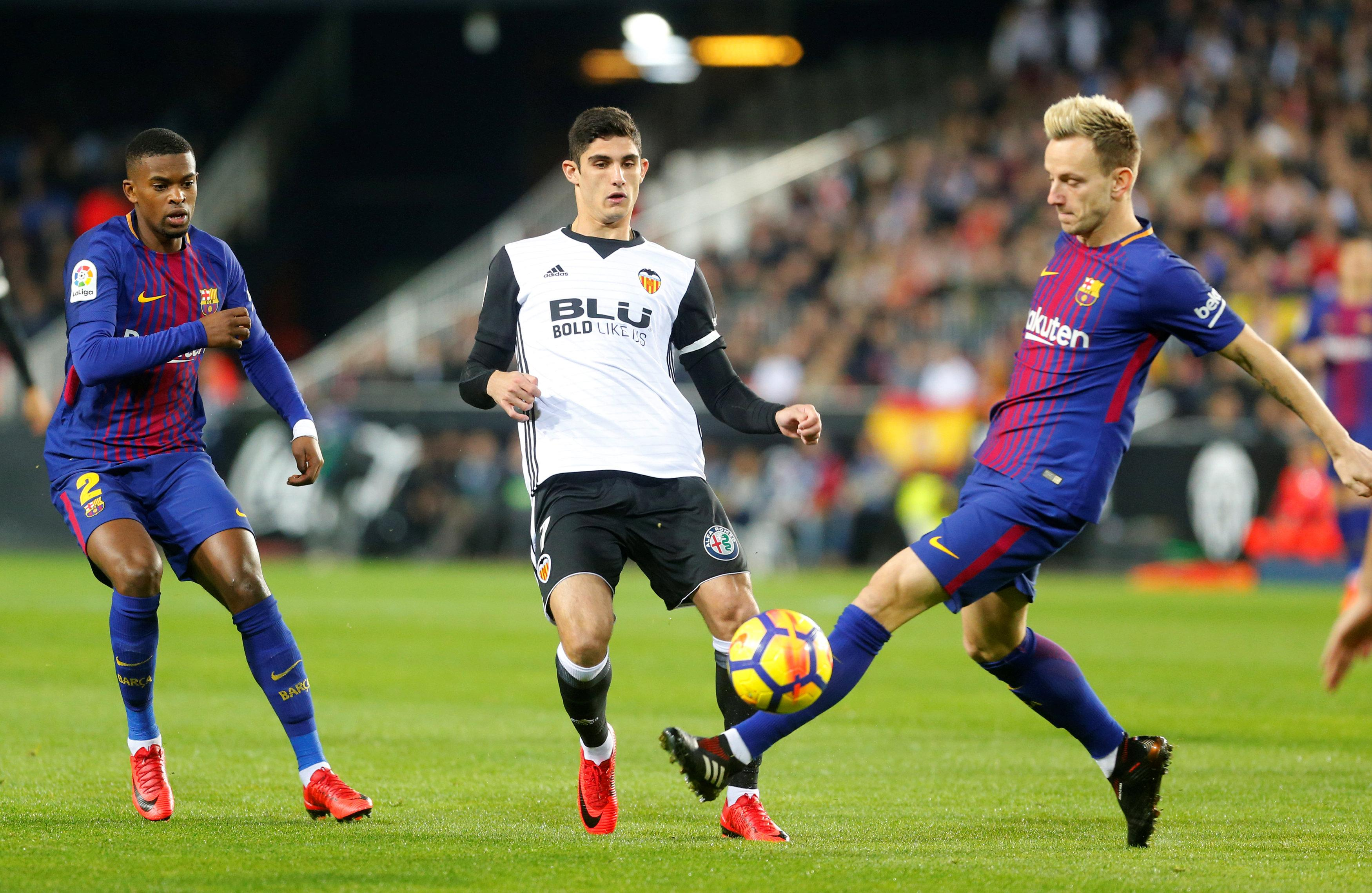 Guedes joins Valencia Injury List