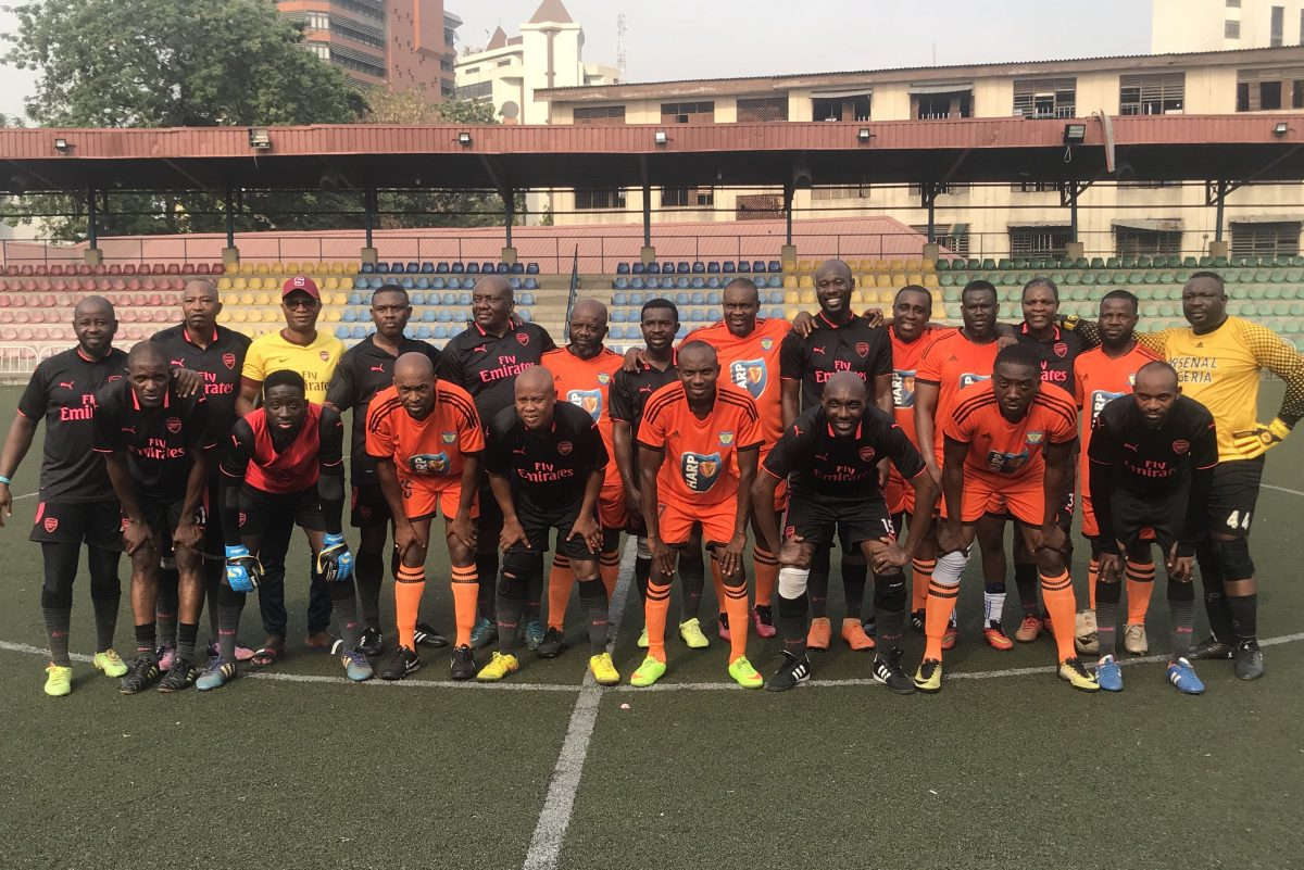 Nigeria Gunners Set To Storm Emirates In 2019