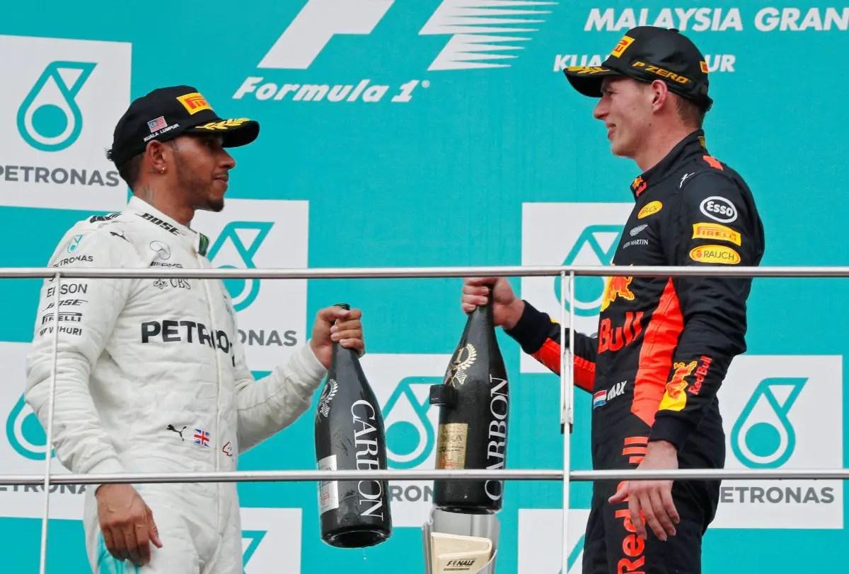Hamilton Has It Easy Claims Verstappen