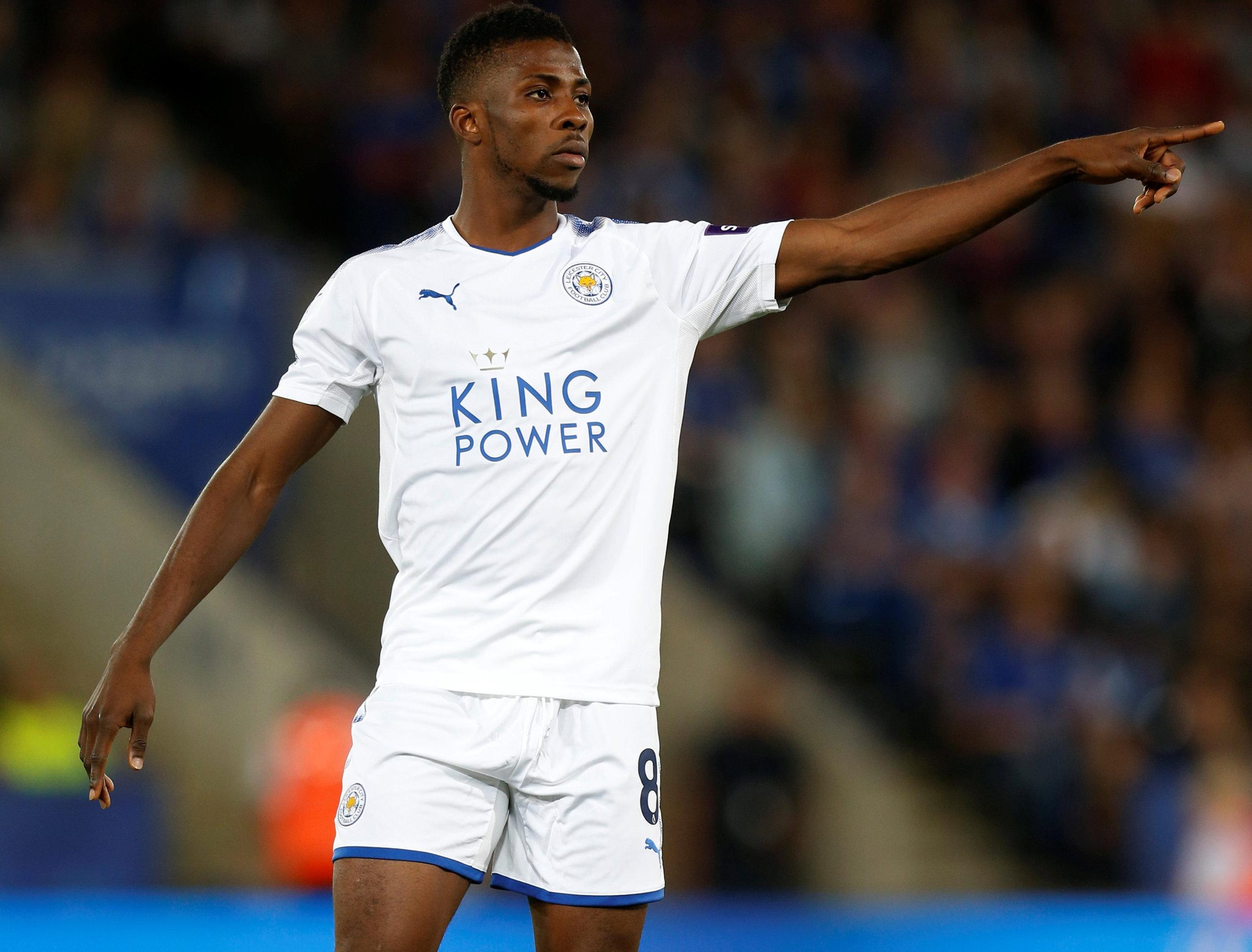 Iheanacho Reveals His Foxes Inspiration