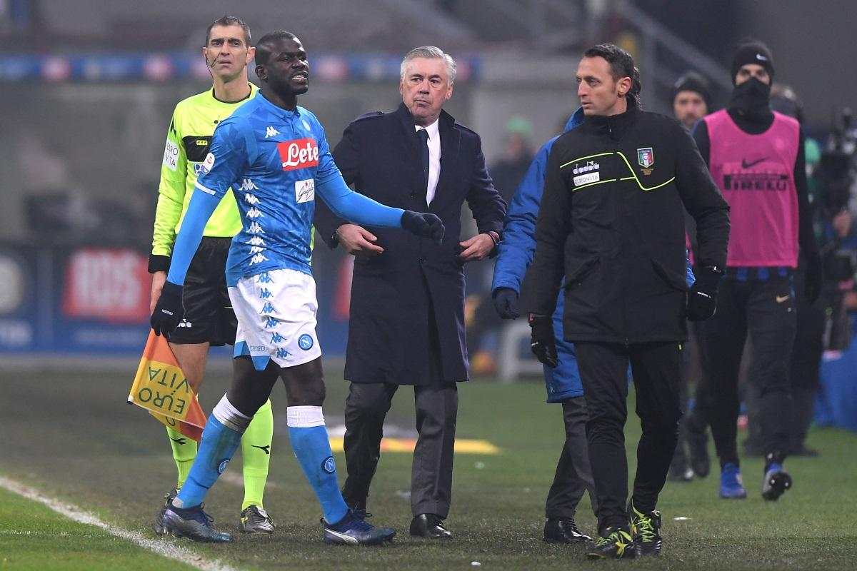 Inter Punished Over Racist Chanting