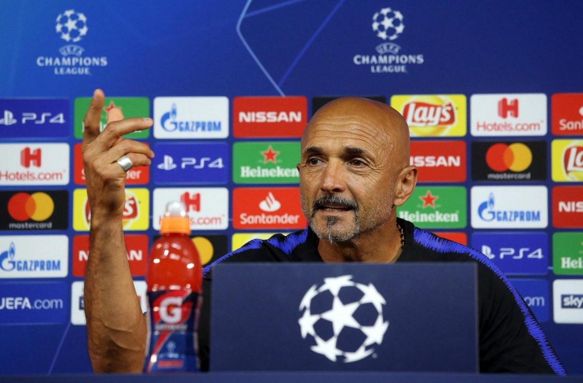 Inter To Stick With Spalletti