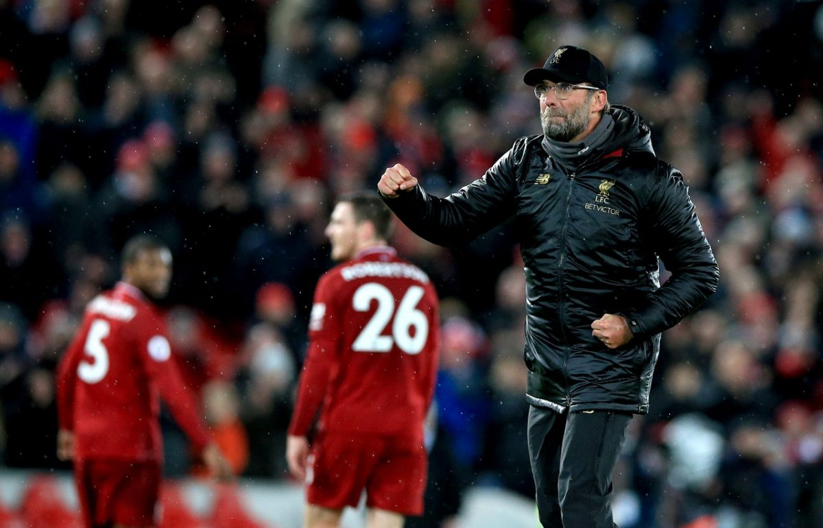 Klopp Focused On Reds Not City