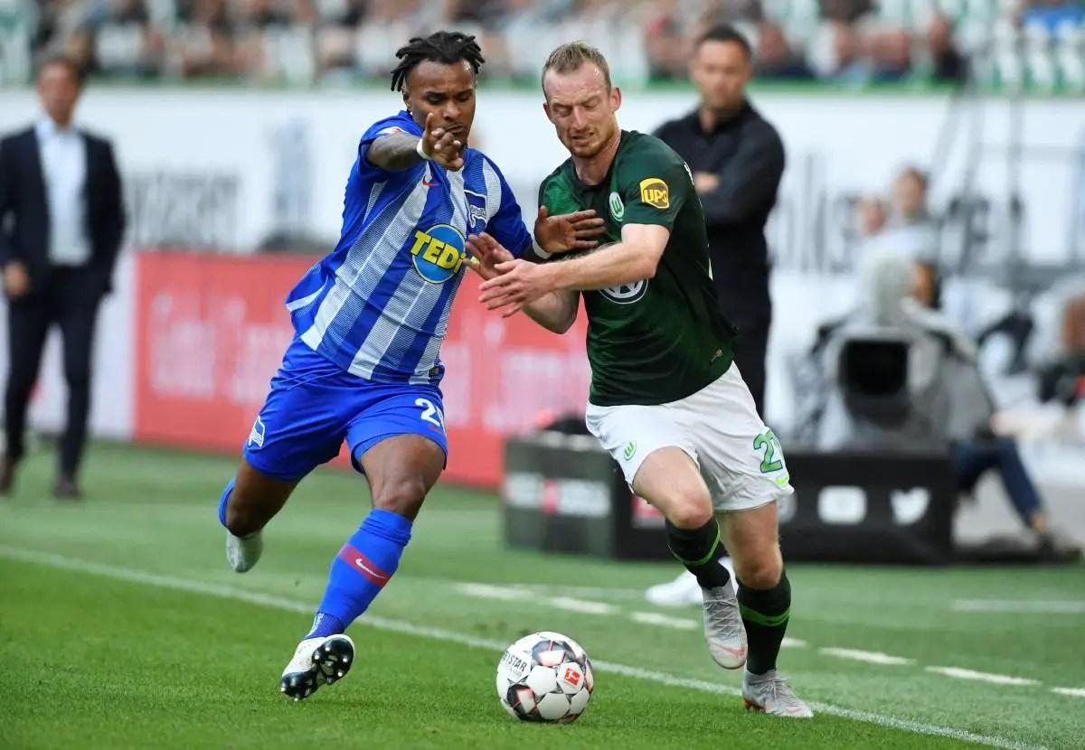 Lazaro Staying At Hertha – Preetz