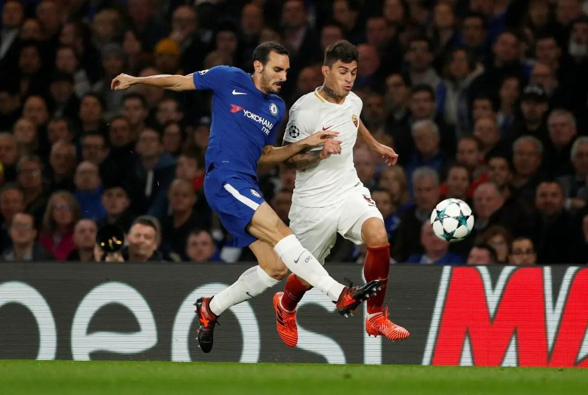 Lazio Mull Move For Chelsea Fringe Man