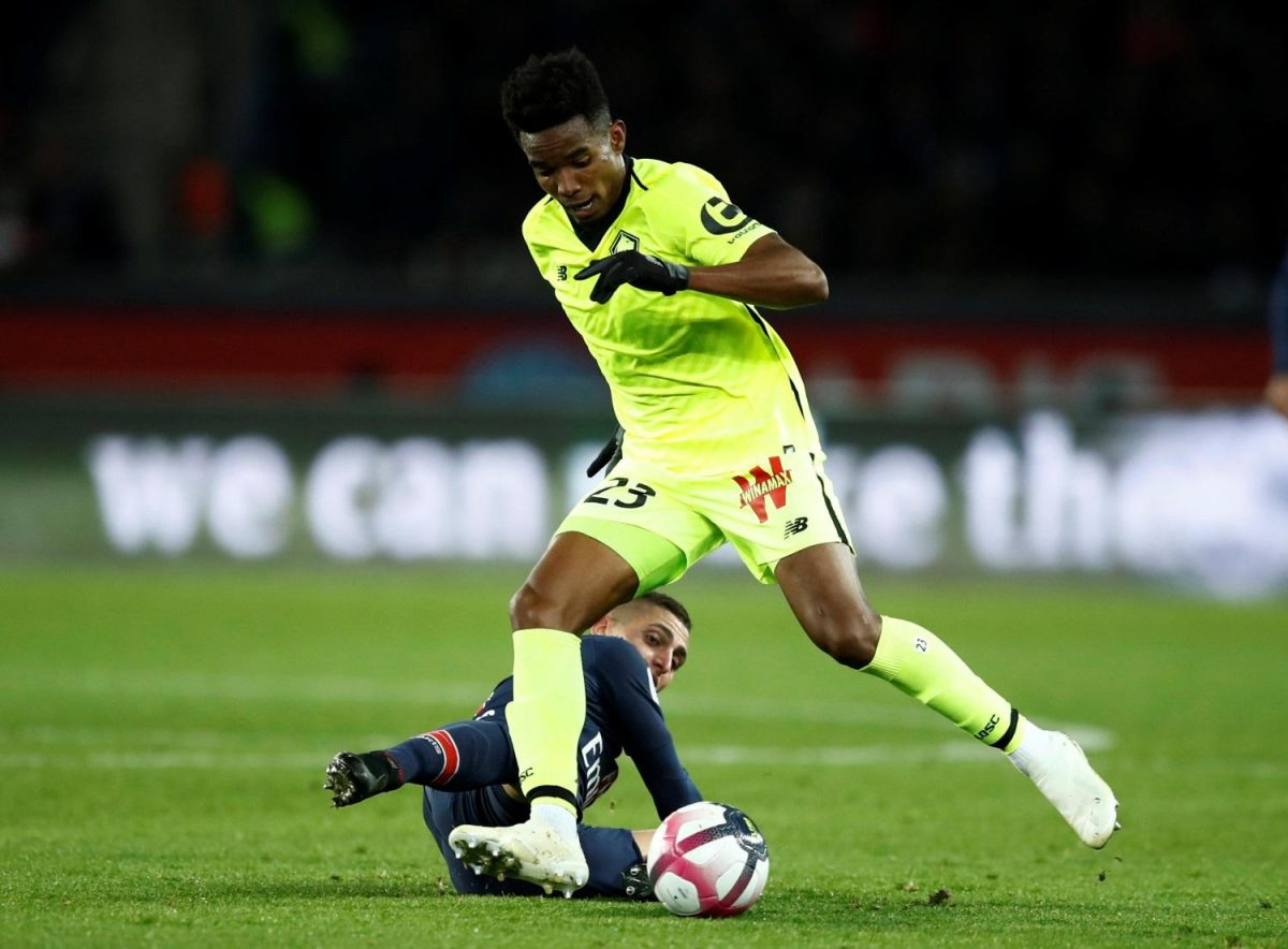 Lille Looking To Offload Mendes