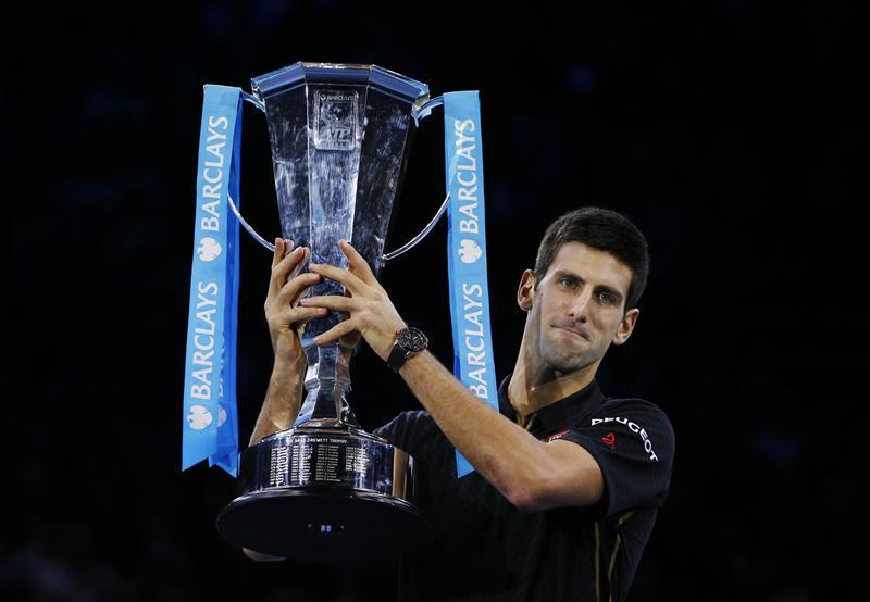 Manchester To Rival London For ATP Finals