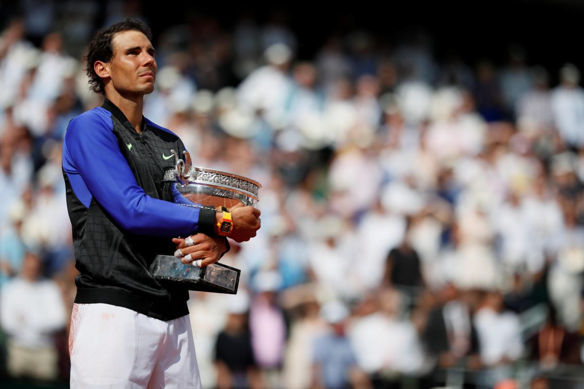Nadal Tipped To Keep Going