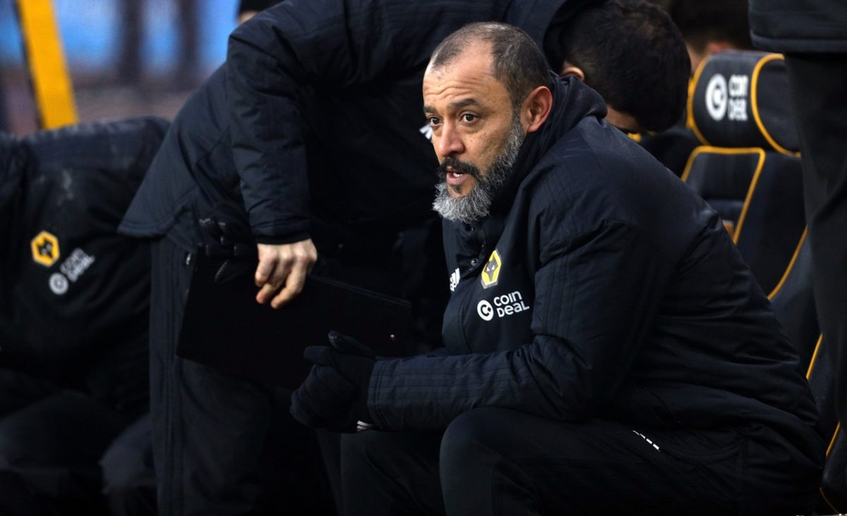 Nuno Unfazed By Reds Test