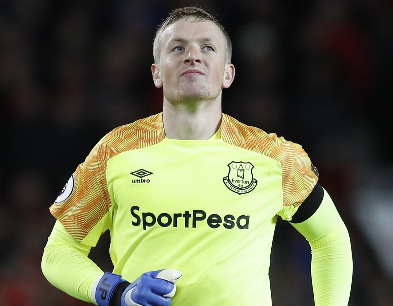 Pickford Will Not Be Singled Out – Silva