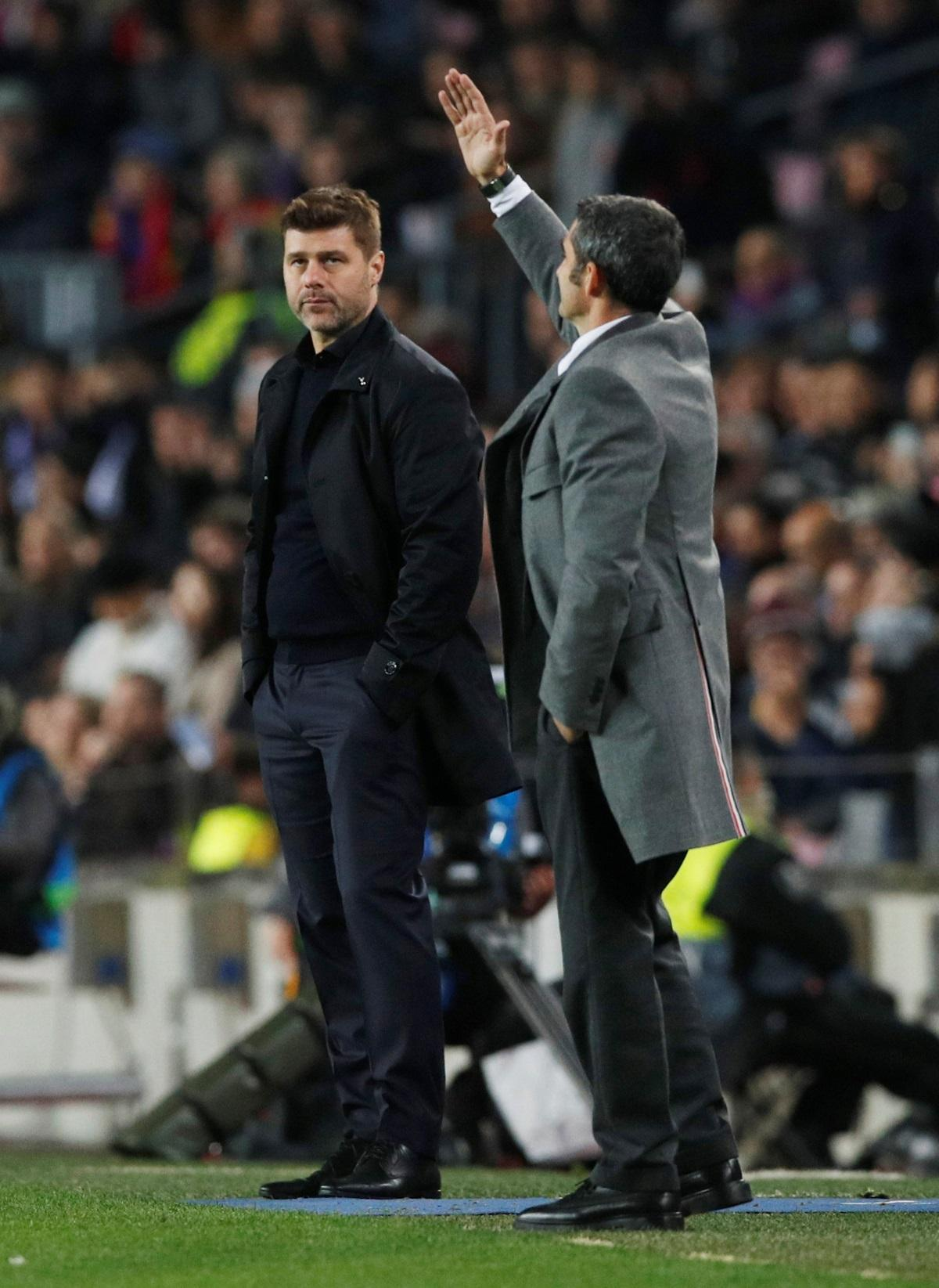 Pochettino Drops No Transfers Hint
