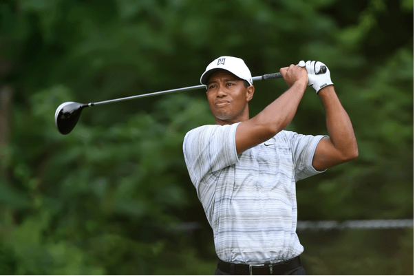 Tiger Misses Cut At The Open Championship