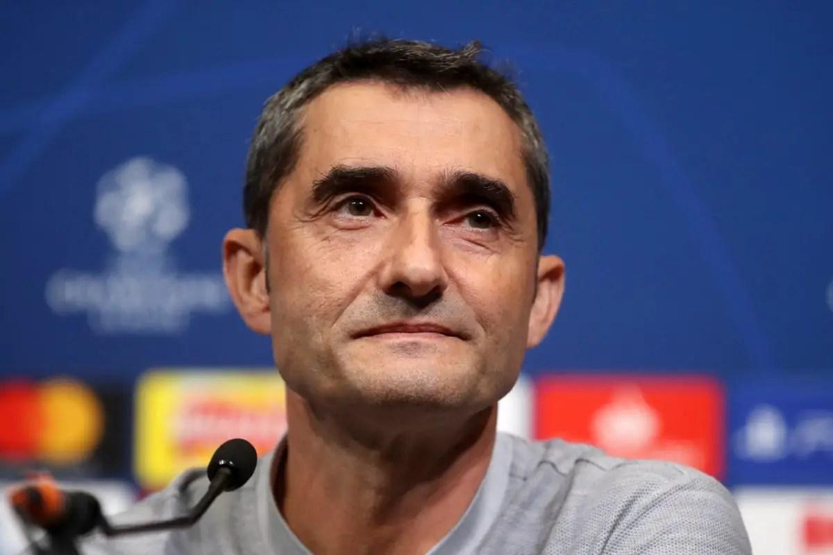Valverde Wary Of Lyon Threat