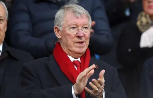 Ferguson Agrees To Return As Man United Coach Vs Bayern Munich