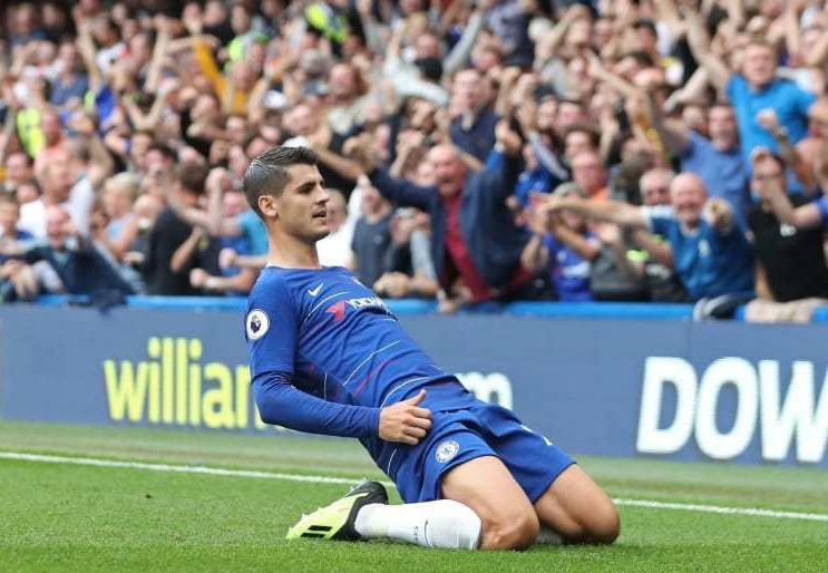 Simeone: I Can't Confirm Or Deny Atletico Interest In Morata