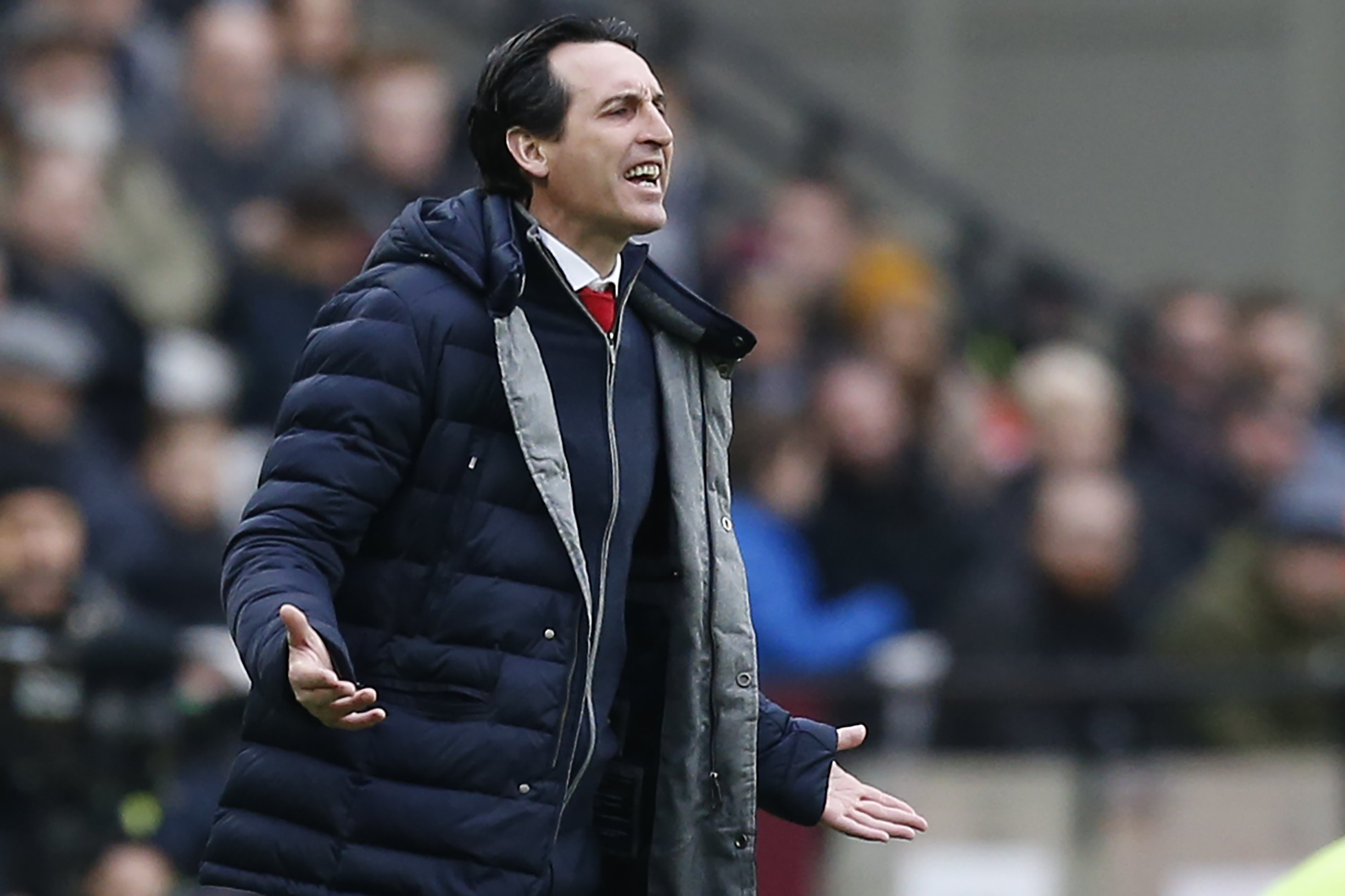 Emery: Arsenal Defeat At West Ham a Lost Chance To Catch Up With Chelsea