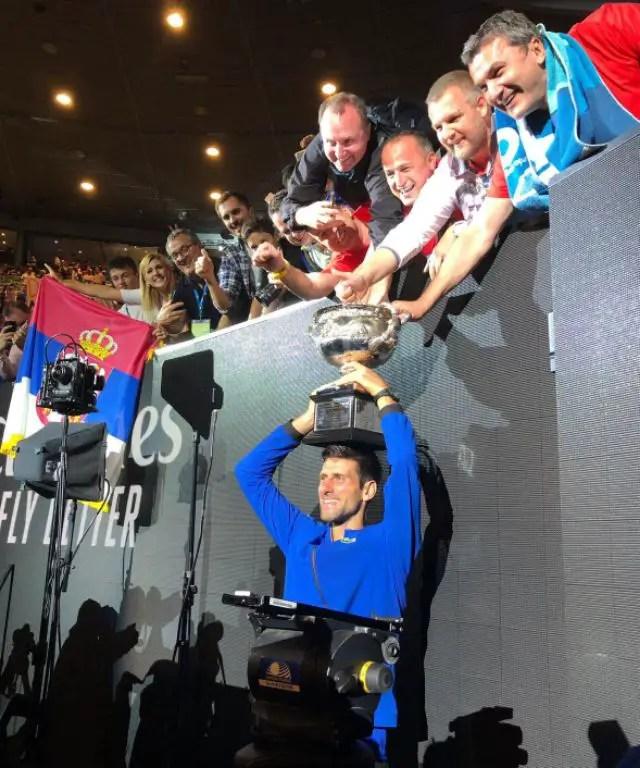 Australia Open: How Invincible Djokovic Bagged Historic Win Over Nadal