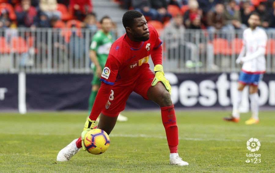 Anorthosis Famagusta Confirm Uzoho Signing On Six-Month Loan Deal From Deportivo La Coruna