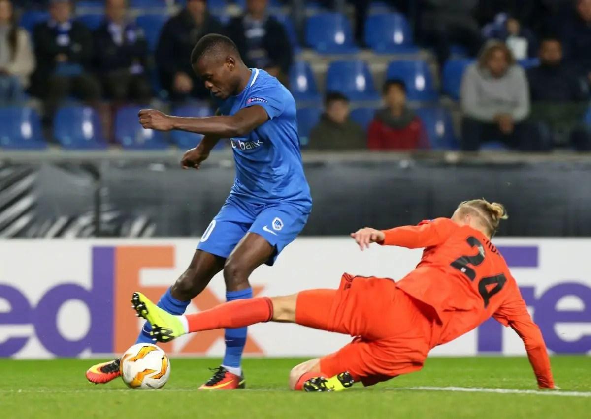 Bluebirds Eye Belgian League Star